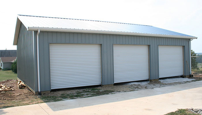 pole garage kit - Pole Garage