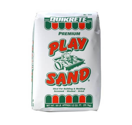 QUIKRETE® Play Sand 50 lbs. Bag