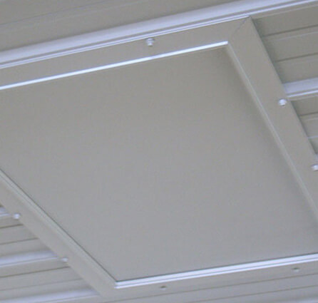 2 ft. x 4 ft.  White Ceiling Access Panel