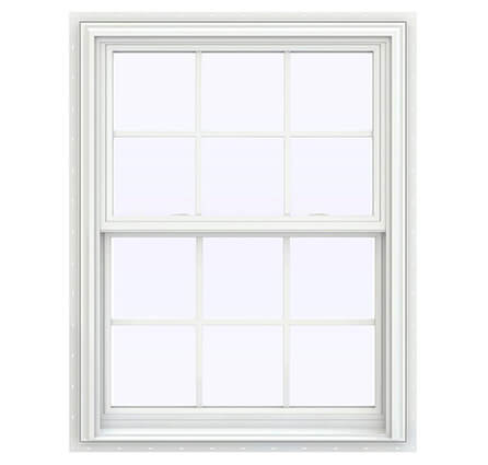 Double Hung Window 31-5/8 in. x35 3/4 in.