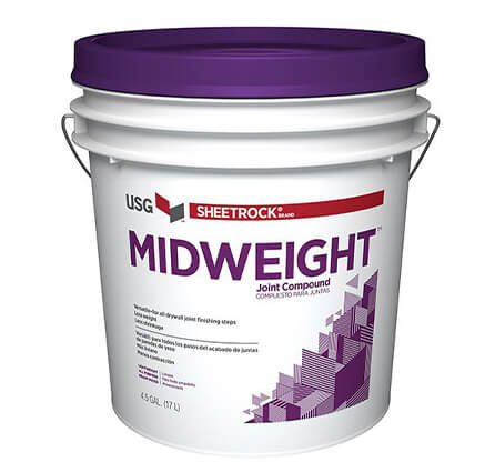 4.5 gal. Midweight Joint Compound