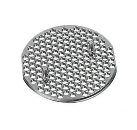 4 in. End Plug Strainer Coil Pipe Accessories