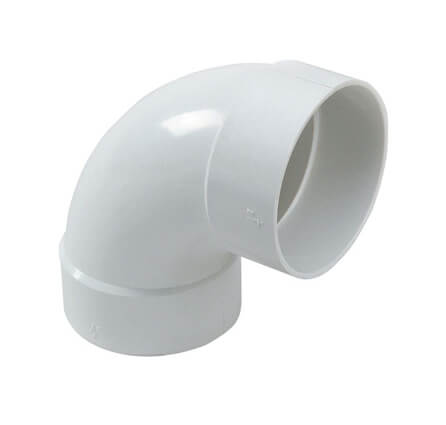 4 in. 40° Elbow Sewer & Drain Pipe