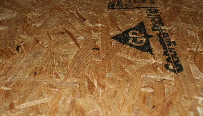 Oriented Strand Boards (OSB) Plywood